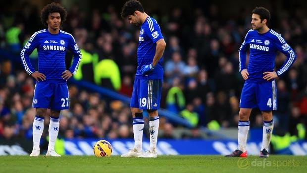 Cesc Fabregas Chelsea playmaker Premier League