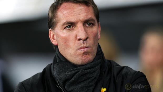 Liverpool manager Brendan Rodgers Premier League