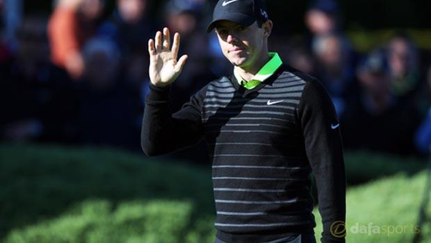 Rory McIlroy BMW Championship PGA Tour Golf
