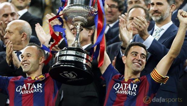 Barcelona Copa del Rey 2015