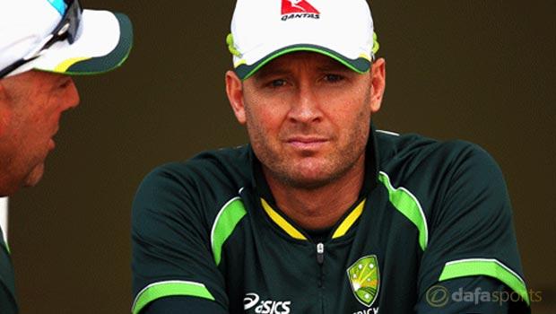 Australia captain Michael Clarke Ashes 2015 Cricket