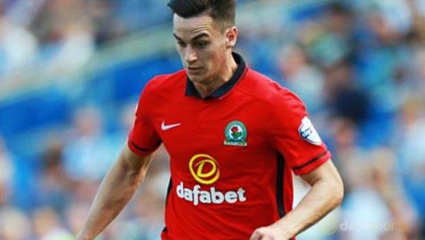 Blackburn Rovers Tom Lawrence