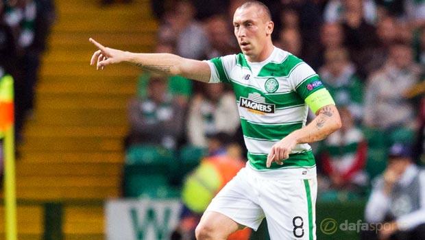 Celtic Scott Brown Champions League