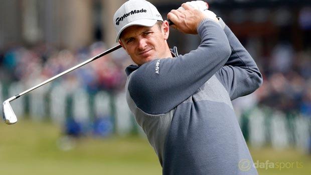England Justin Rose Golf