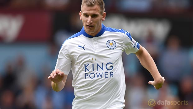 Leicester City Marc Albrighton