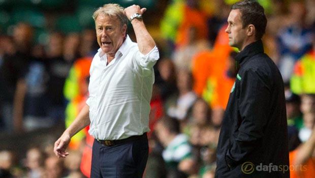 Malmo v Celtic Champions League Ronny Deila