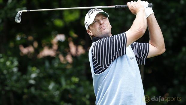 Steve Stricker ahead of Presidents Cup