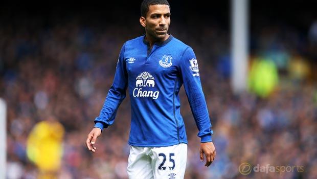 Aaron Lennon Everton