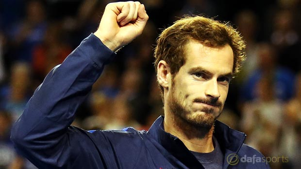 Andy Murray Davis Cup Semi Finals