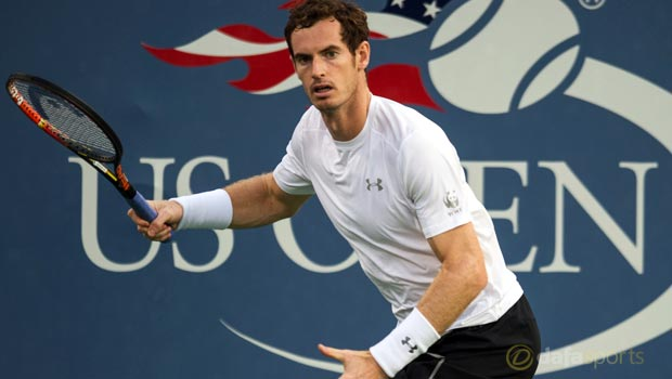 Andy Murray US Open 2015