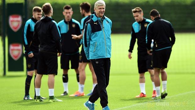 Arsenal Arsene Wenger Premier League Title
