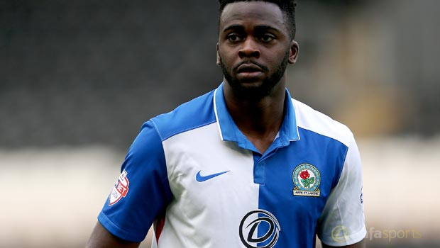 Blackburn Rovers Hope Akpan