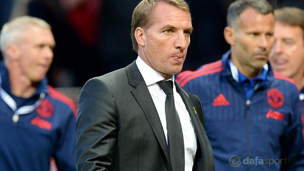 Brendan Rodgers Liverpool Europa League