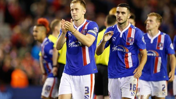 Carlisle United Captain Danny Grainger