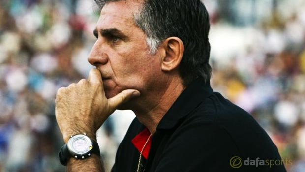 Carlos Queiroz Former Manchester United assistant manager