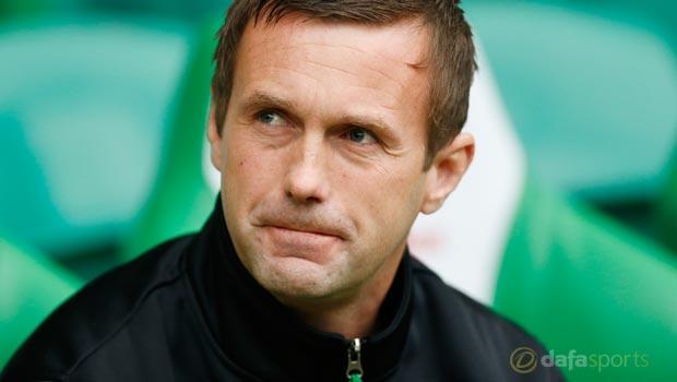 Celtic Ronny Deila