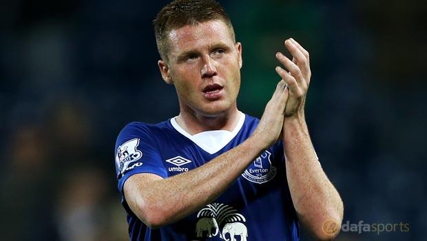 Everton James McCarthy
