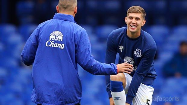 Everton John Stones Premier League
