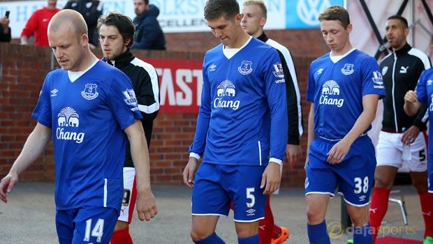 Everton Steven Naismith