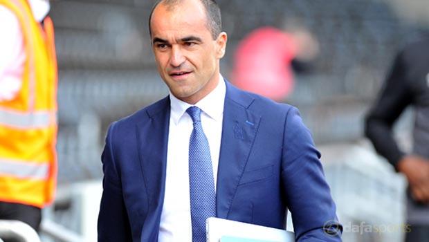 Everton boss Roberto Martinez Premier League