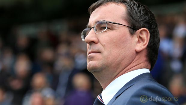 Gary Bowyer Blackburn Rovers manager