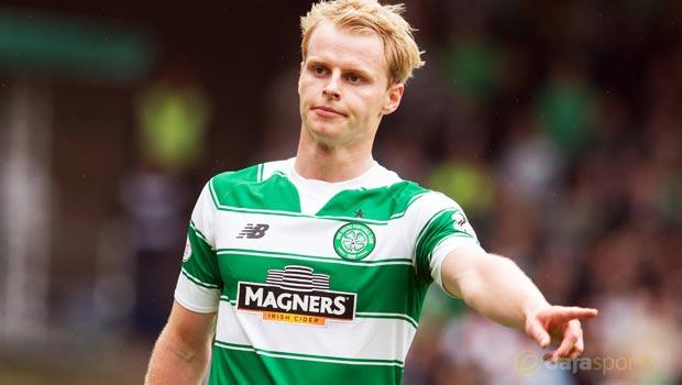 Gary Mackay-Steven Celtic Europa League