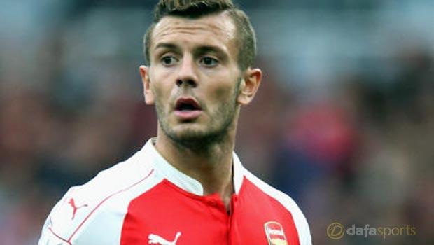 Jack Wilshire Arsenal