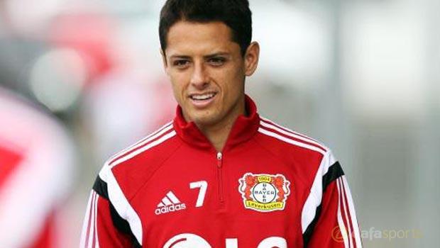 Javier Hernandez Bayer Leverkusen
