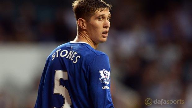 John Stones Everton