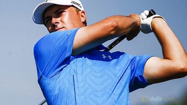 Jordan Spieth BMW Championship PGA Tour