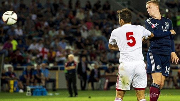 Leigh Griffiths Scotland Euro 2016