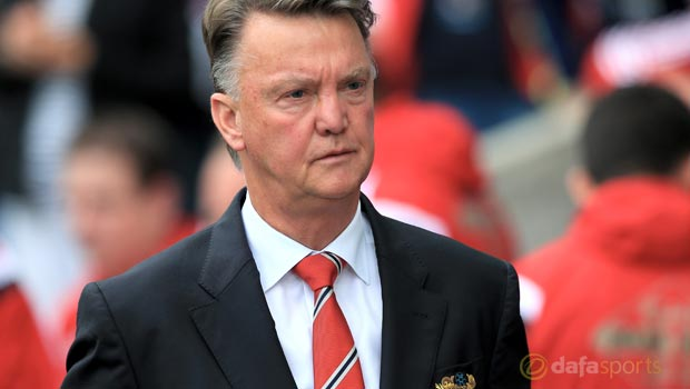 Louis Van Gaal Man Utd Champions League