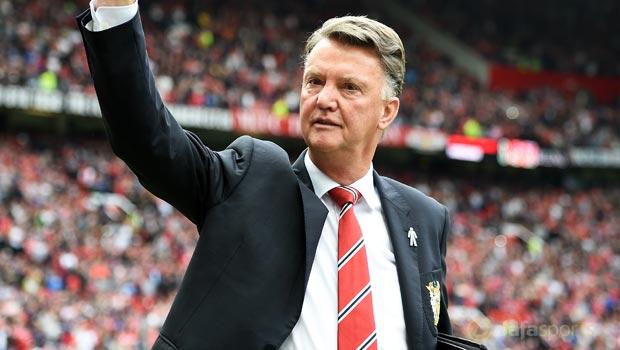 Louis Van Gaal Man Utd Premier League