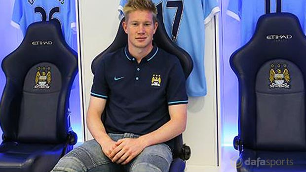 Manchester City Kevin de Bruyne
