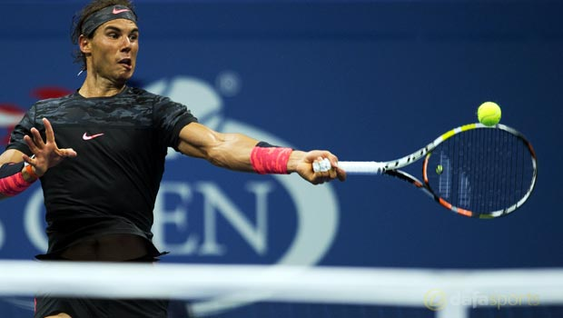 Rafael Nadal US Open 2015