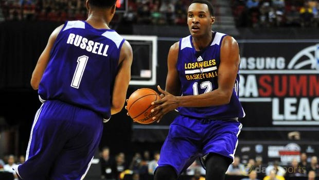 Robert Upshaw LA Lakers NBA