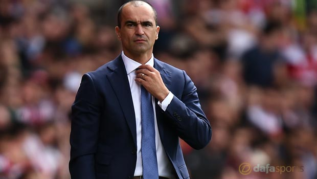 Roberto Martinez Everton Premier League