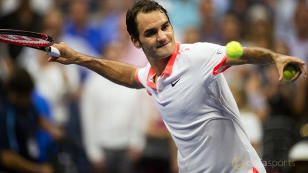 Roger Federer US Open 2015 Tennis