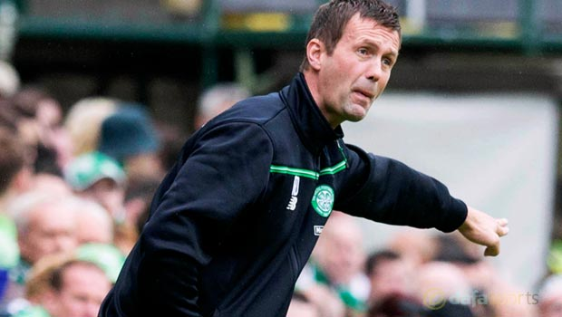 Ronny Deila Celtic manager Europa League