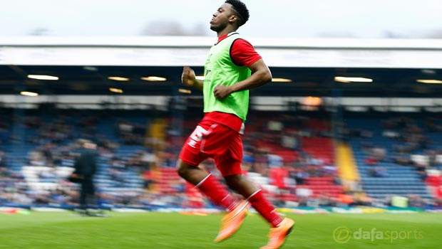 Striker Daniel Sturridge Liverpool