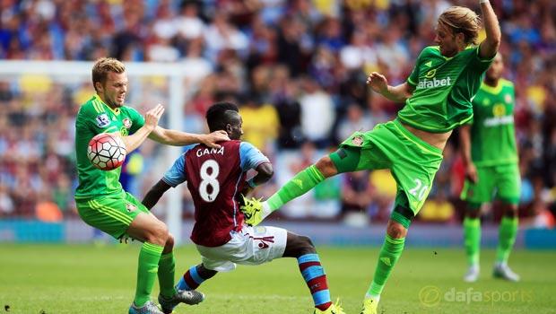 Sunderland attacking midfielder Ola Toivonen