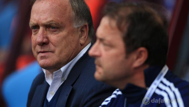 Sunderland boss Dick Advocaat