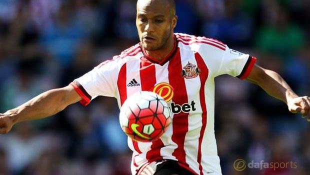 Sunderland defender Younes Kaboul