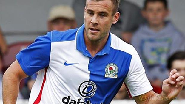 Tommy Spurr Blackburn Rovers defender