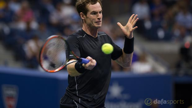 US Open 2015 Andy Murray