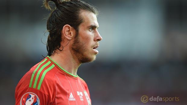 Wales Gareth Bale Euro 2016
