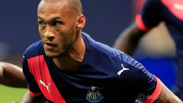 Yoan Gouffran Newcastle United to Blackburn Rovers