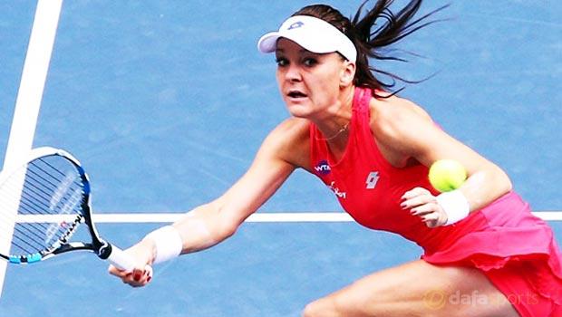 Agnieszka Radwanska WTA Finals Tennis