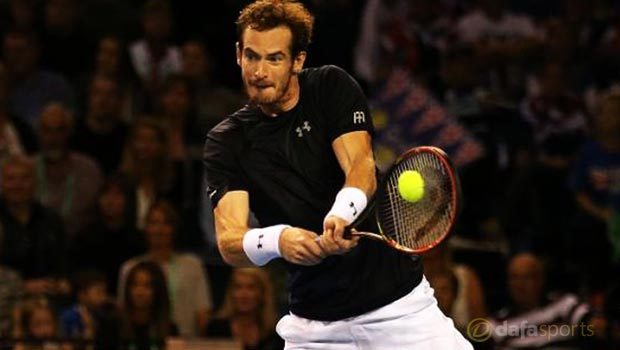 Andy Murray Tennis ATP