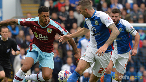 Blackburn Rovers Shane Duffy